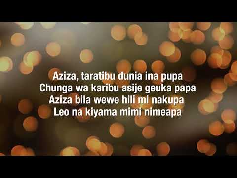 AZIZA SERIES THEME SONG