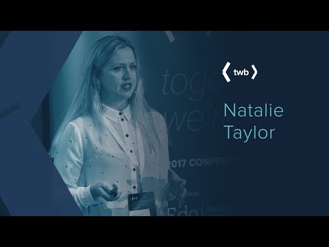 Digital Transformation in London (Natalie Taylor, Mayor of London's office)