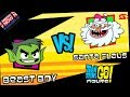 Teen Titans Go: Beast Boy vs Santa Claus ( Cartoon Network Games )