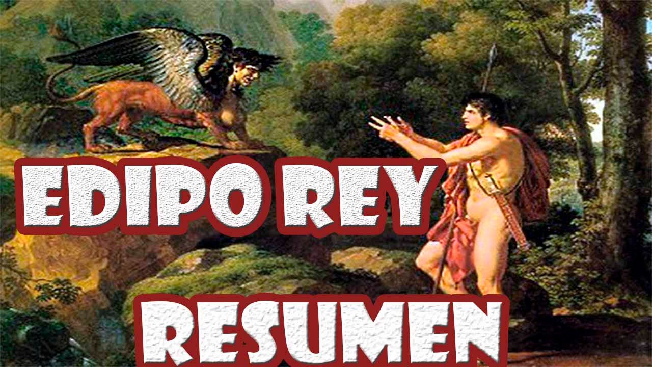 edipo sofocles resumen rese 241 a y an 225 lisis