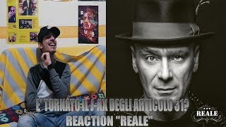 Gambar cover REACTION J-Ax - Reale (Album)
