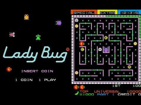 gioco ladybug