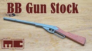 BB Gun Stock Replacement