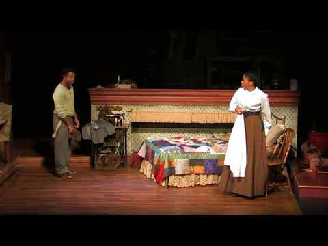 Intimate Apparel at the Citadel Theatre
