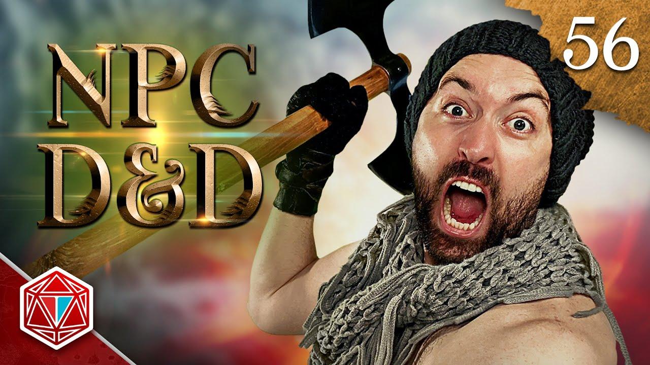 Sad Bodger - NPC D&D - Episode 56