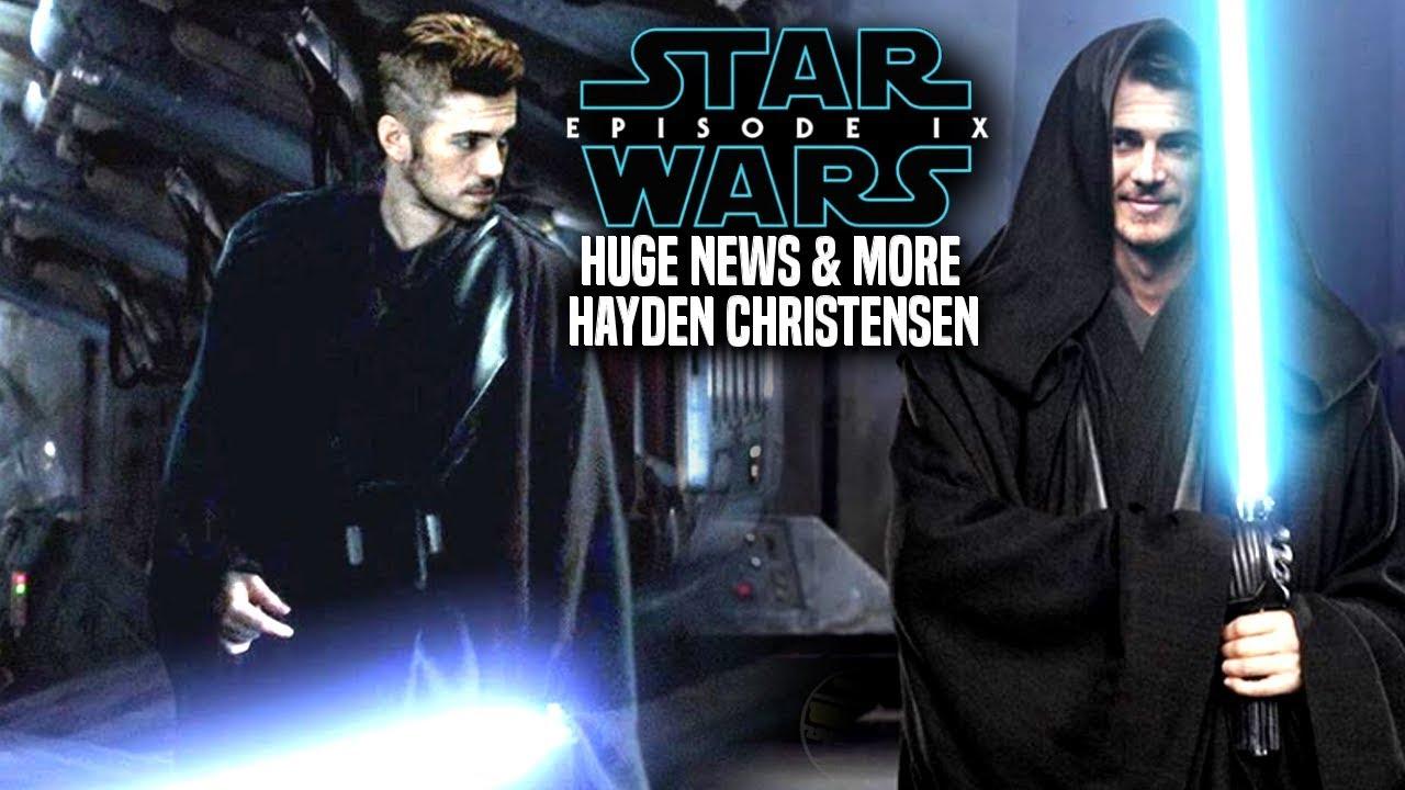 Hayden Christensen Episode 9