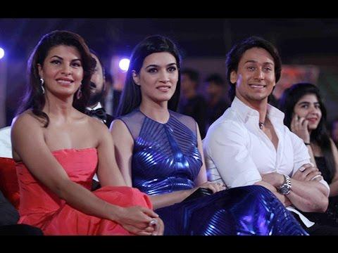 Kriti Sanon or Jacqueline Fernandez opposite Tiger Shroff in 'Baaghi 2'