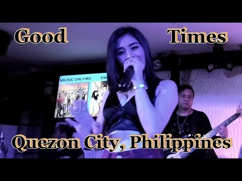 A Good Time Had By All : Quezon City, Philippines