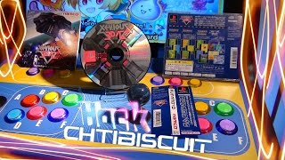 ★ Excluded Hacking Xevious 3D/G+ [God Mode] Version [JP/Ps1] ★