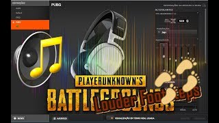 Steelseries Arctis 7 Pubg Setup 2018 Louder Footsteps Settings Youtube