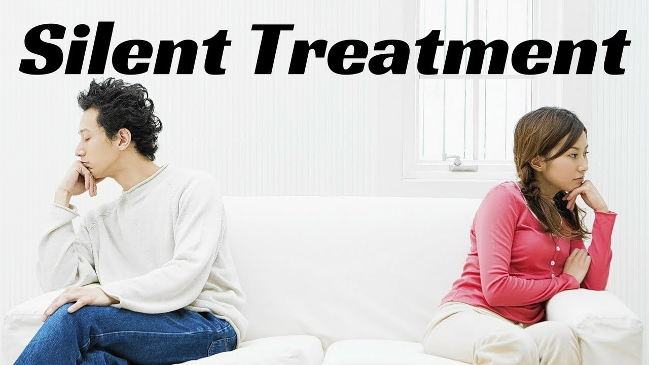 Dating handle silent treatment