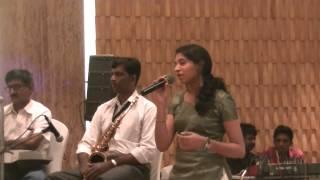 Kabhi Jo Baadal Barse Karaoke by Namita