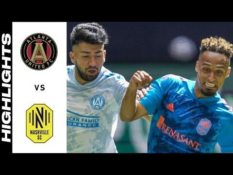 Atlanta United Nashville SC Goals And Highlights