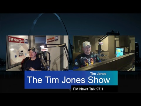 The Tim Jones Show - 12-17-17 -FM News Talk 97.1- St. Louis, MO