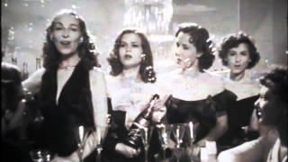 """Gisela Fackeldey und die Josindas singen in """"Wer bist du, den ich liebe?"""" (1949)"""