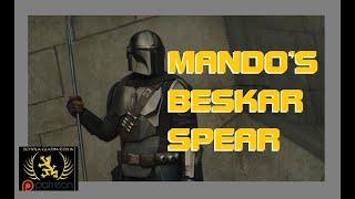 The Mandalorian Beskar Spear - Setting the Record Straight