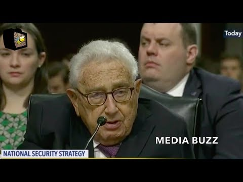 Henry Kissinger Testifies on Trump Administration and Global Challenges