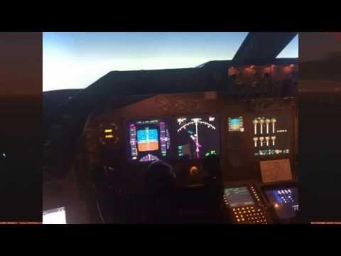 WorldFlight 2014 VATTASTIC TimeLapse