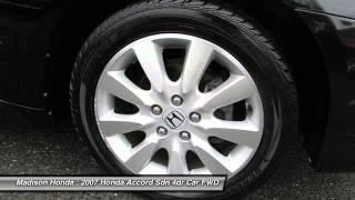 2007 Honda Accord Sdn Madison NJ 38083B