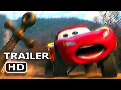 "Thumbnail: CARS 3 ""Defeat Your Enemy"" Trailer (2017) Pixаr Animation Movie HD"