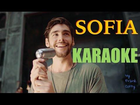 Alvaro Soler - Sofia (instru) Karaoke paroles lyrics