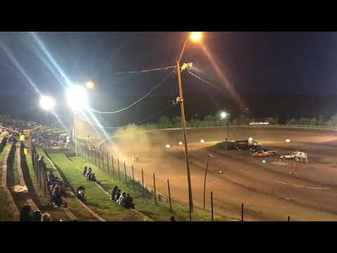 6-21-2019 I-77 Speedway UMP Modified Group Qualifying