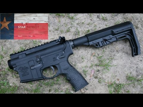 Budget Rifle Upgrade Series: Installation of MFT Stock, BCM Charging Handle, & Daniel Defense Grip