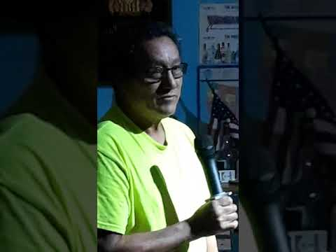 Edgard en el karaoke en casa de d a angelica youtube - Karaoke en casa ...