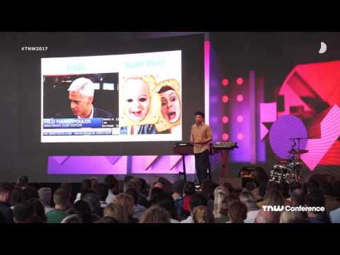 Kodi Foster (Viacom) on Using Data for Content | TNW Conference 2017