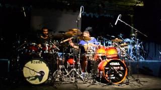 Ahmad Hesham & Ramy Samir Double Drum Solo