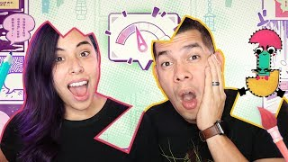 CUT IT TOGETHER! - Snipperclips Plus