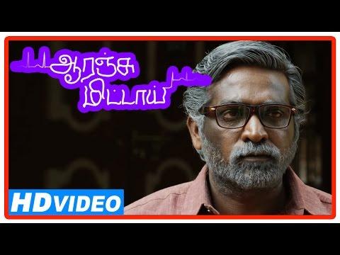 Orange Mittai Tamil Movie | Scenes | Ramesh And Arumugam Carry Vijay Sethupathi To The Ambulance