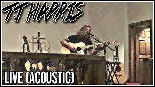 TJ Harris Live (Acoustic Concert) - Decyfer Down
