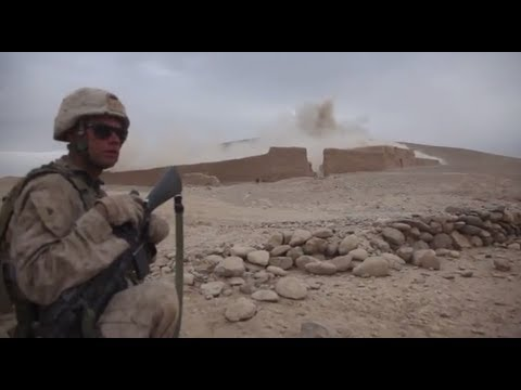 Mad World. A video made by a U.S. Marine of the Sangin Valley, Afghanistan
