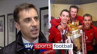 Gary Neville shares the secret to the Neville brothers' successful careers | Off Script