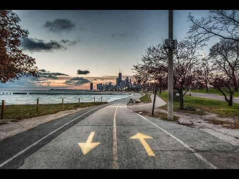Chill Out Urban Running Mix - Chicago Lakefront Trail