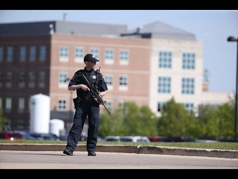 Police kill hostage-taker ending standoff at Illinois Hospital