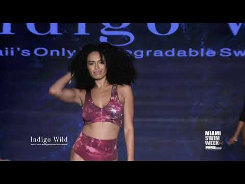 Indigo Wild - Biodegradable Swimwear - Miami Swim Week 2021