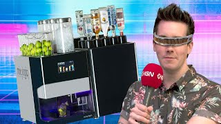 How to Get Drunk in the Future! - CES 2019