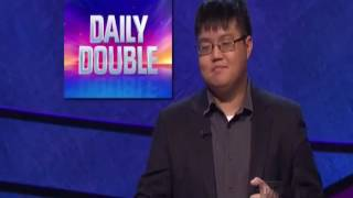 Jeopardy! Bloopers/Funny Moments Part 2