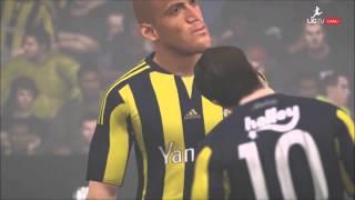 Fifa 16 Fenerbahçe - Galatasaray Şükrü Saraçoğlu Atmosferi (Serhat Baştürk)