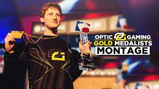 OpTic Gaming Gold Medallists Montage (MLG X Games 2015)