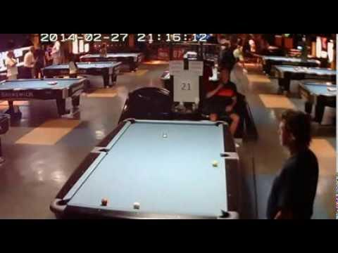 Kevin Uzzell v Denis Grabe Pt2 Legends Pool & Sports Bar mp4