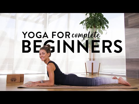 Yoga Class for BEGINNERS with Ashton August (Full Class)