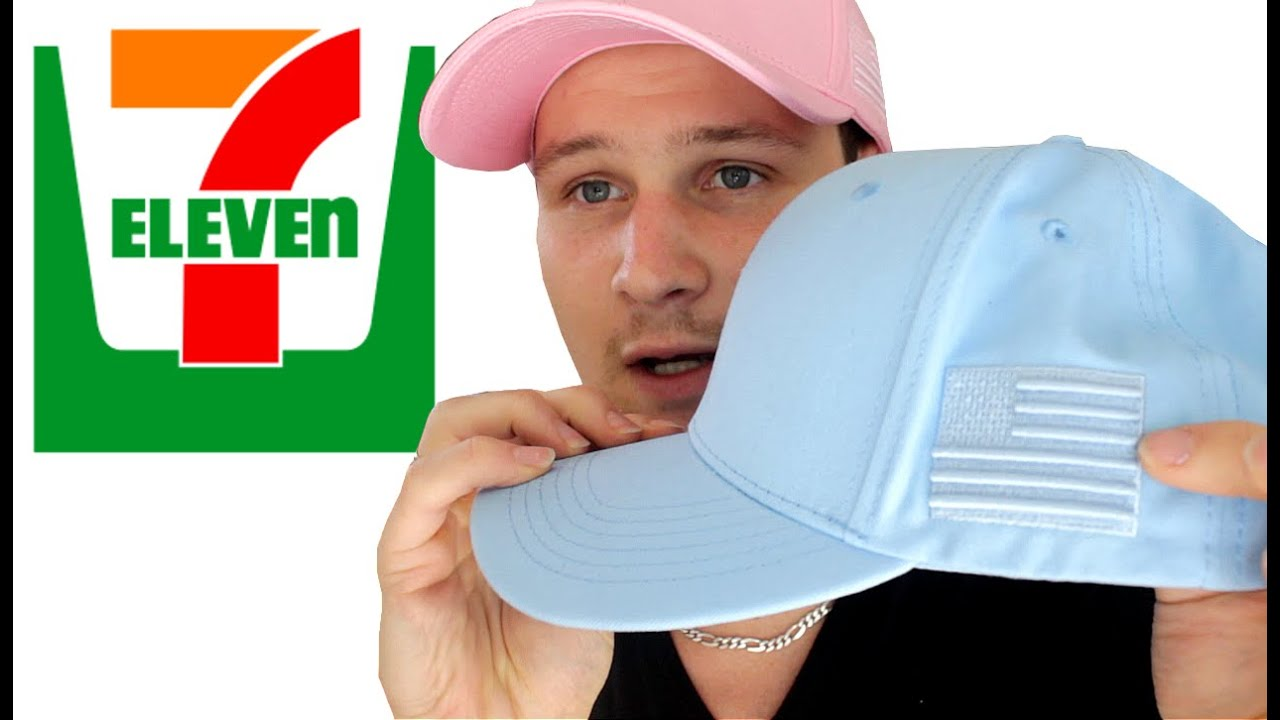 CURVED BRIM HATS AT SEVEN ELEVEN - YouTube 0a02106325ac