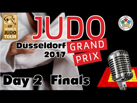 Judo Grand-Prix Düsseldorf 2017: Day 2 - Final Block