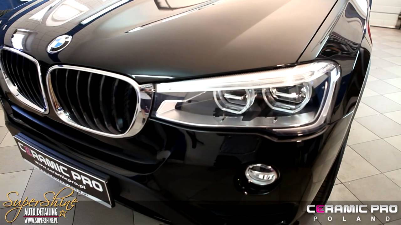 bmw x3 protected by ceramic pro 9h youtube. Black Bedroom Furniture Sets. Home Design Ideas
