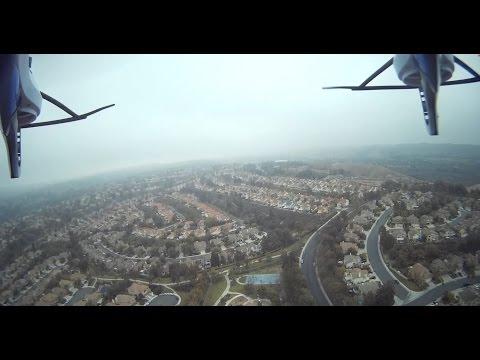 Дрон JJRC H16 Tarantula X6 7.4V 1200 mAh 6 броя 1.5V AA полет до 8 минути 25