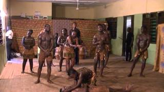 Slave Trade, a dance piece by folkloric selamta 2.MP4