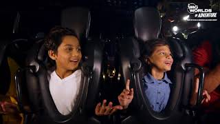 School Break Offer. Park Entry with Unlimited Rides